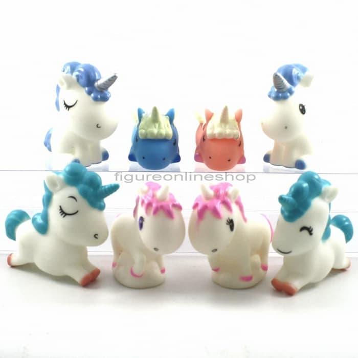 PENAWARAN Promo Unicorn Figure Mainan Hiasan Kue Set isi 8 hanya disini 76a6d31e4c
