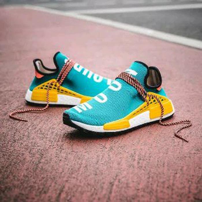66903cf849bc5 Jual Sepatu Adidas Nmd Human Race Trail x Pharrell - hamparan ...