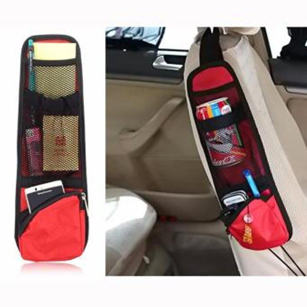 a5709be3a18 MURAH Best Car Seat Mobil Bag Hanging Organizer Storage Multi PocketGantung