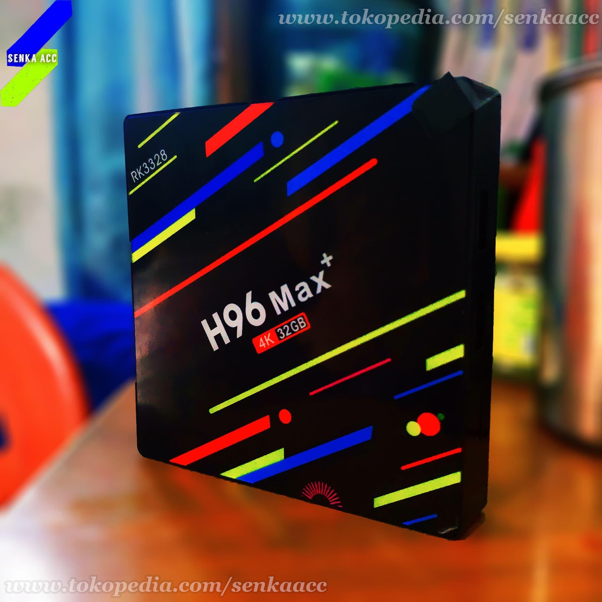 H96 Max Plus + RK3328