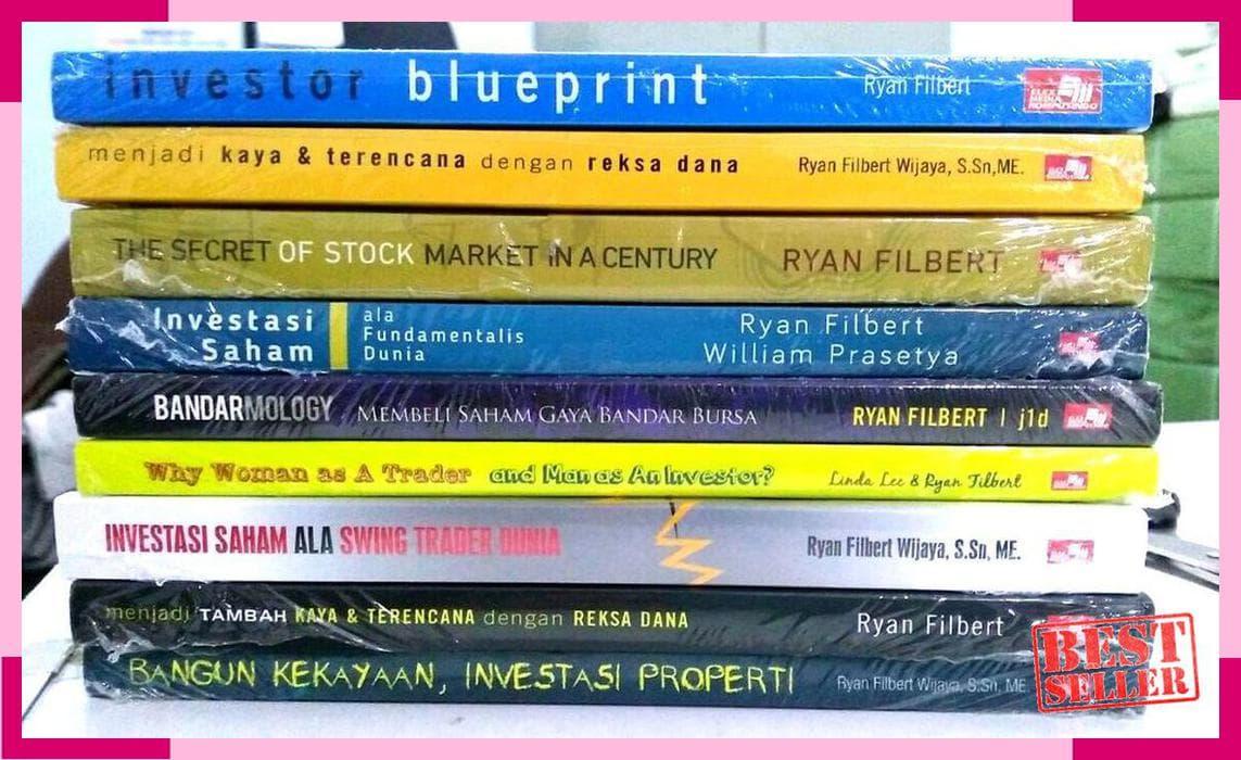HEMAT PROMO BARU Paket Buku Ryan Filbert . ISI 9. . Motivasi Dan d4c9c94f0e