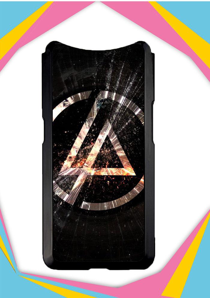 DISKON Hardcase Samsung OPPO FIND X Linkin Park logo Z4490 Case Cover 993addb5dd