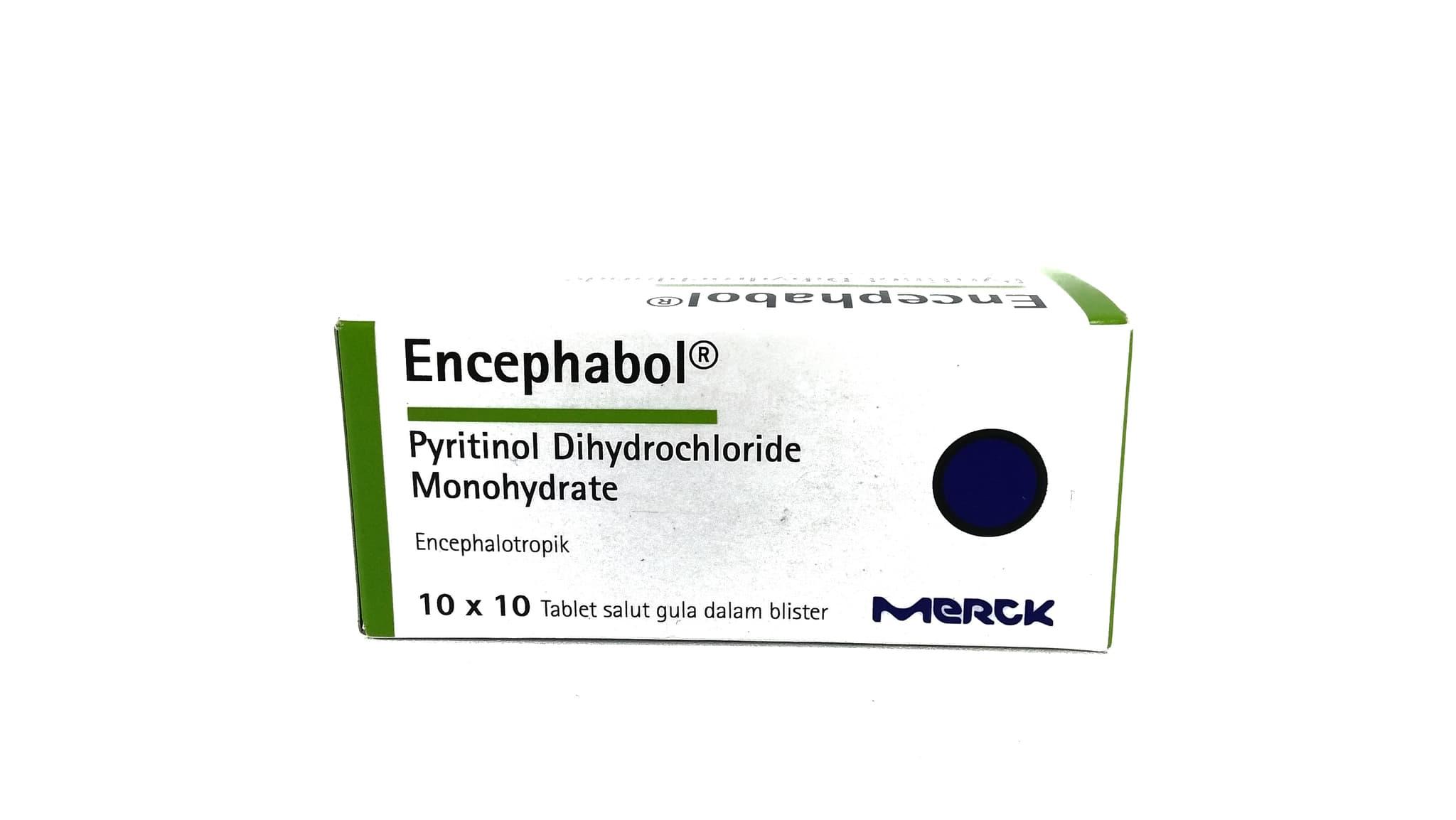 Jual Encephabol Tablet Nutree Pharma Tokopedia