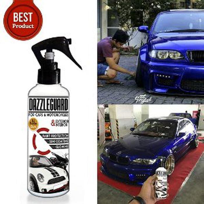 BELI selalant wax coating pengkilap body & paint protection untuk mobil m