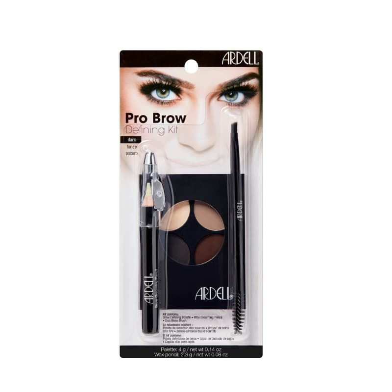 Ardell brow 65641 pro defining kit dark thumbnail
