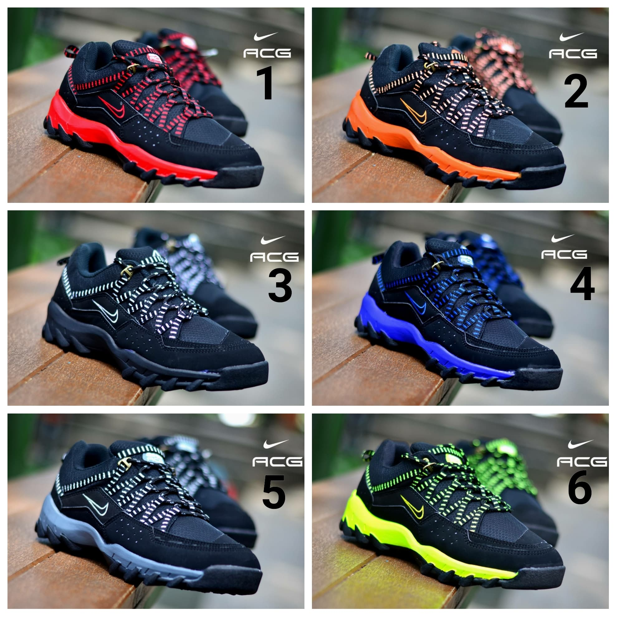 Jual sepatu terbaru sepatu sneakers pria nike acg jpg 1980x1980 Sepatu  terbaru 2019 43fd6171d1