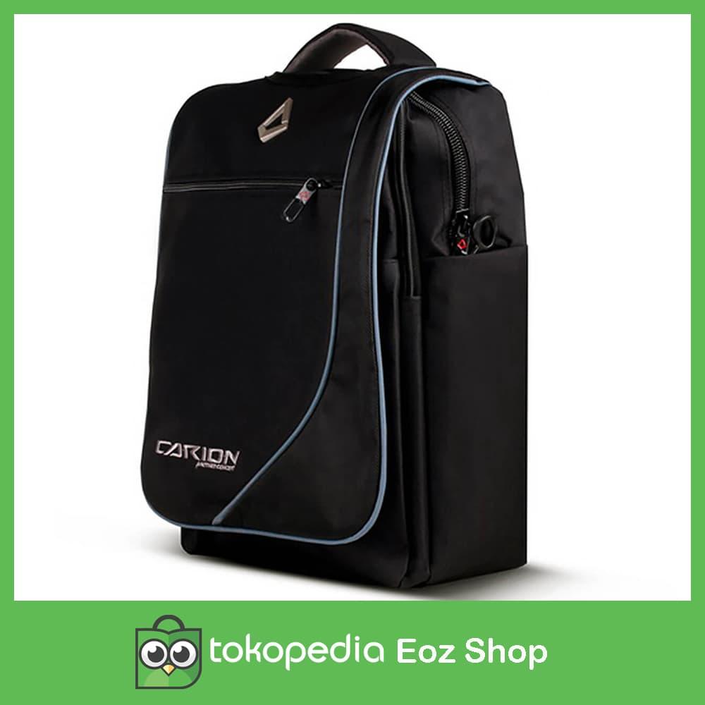 DISKON Tas Ransel Backpack Laptop Classic Hitam ba642a7b28