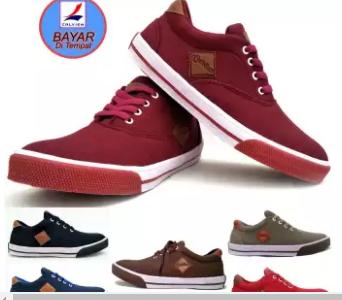 Jual Calvien Sepatu Pria Sneakers Sepatu Pria Kets Sepatu Pria ... a4bba8f248