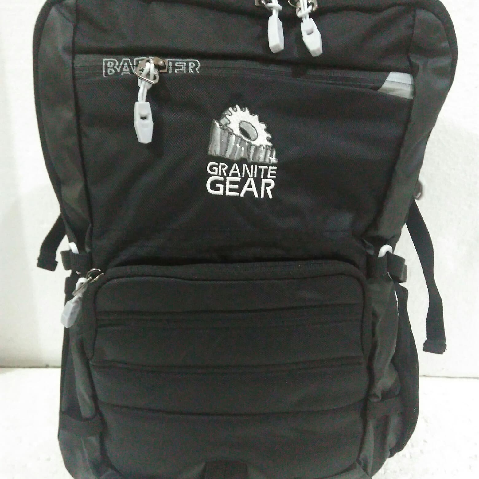 DISKON Tas ransel granite gear laptop import. tas gunung granite gear hitam fe47e07a72