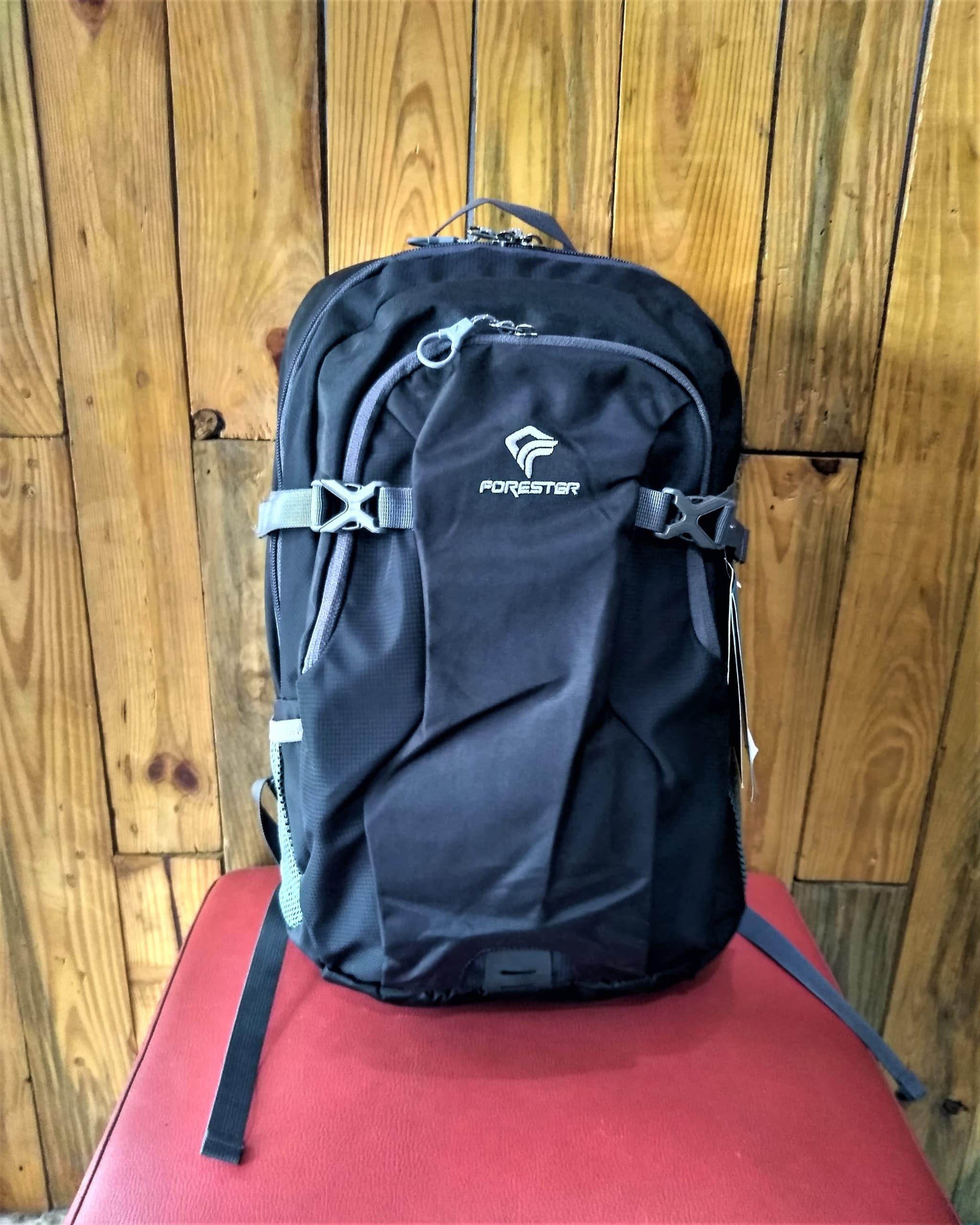 HEMAT Daypack FORESTER SPEED BACK-Tas Harian-Tas Ransel-Tas Laptop-Tas f9338abc7e