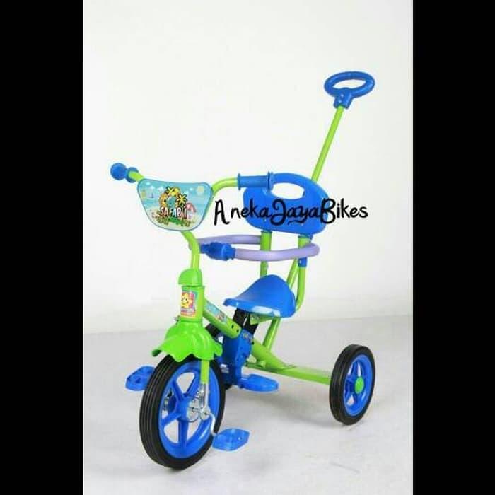 PENAWARAN Jual Sepeda Anak Roda Tiga PMB Jagaan dan Dorongan d5de7459bb