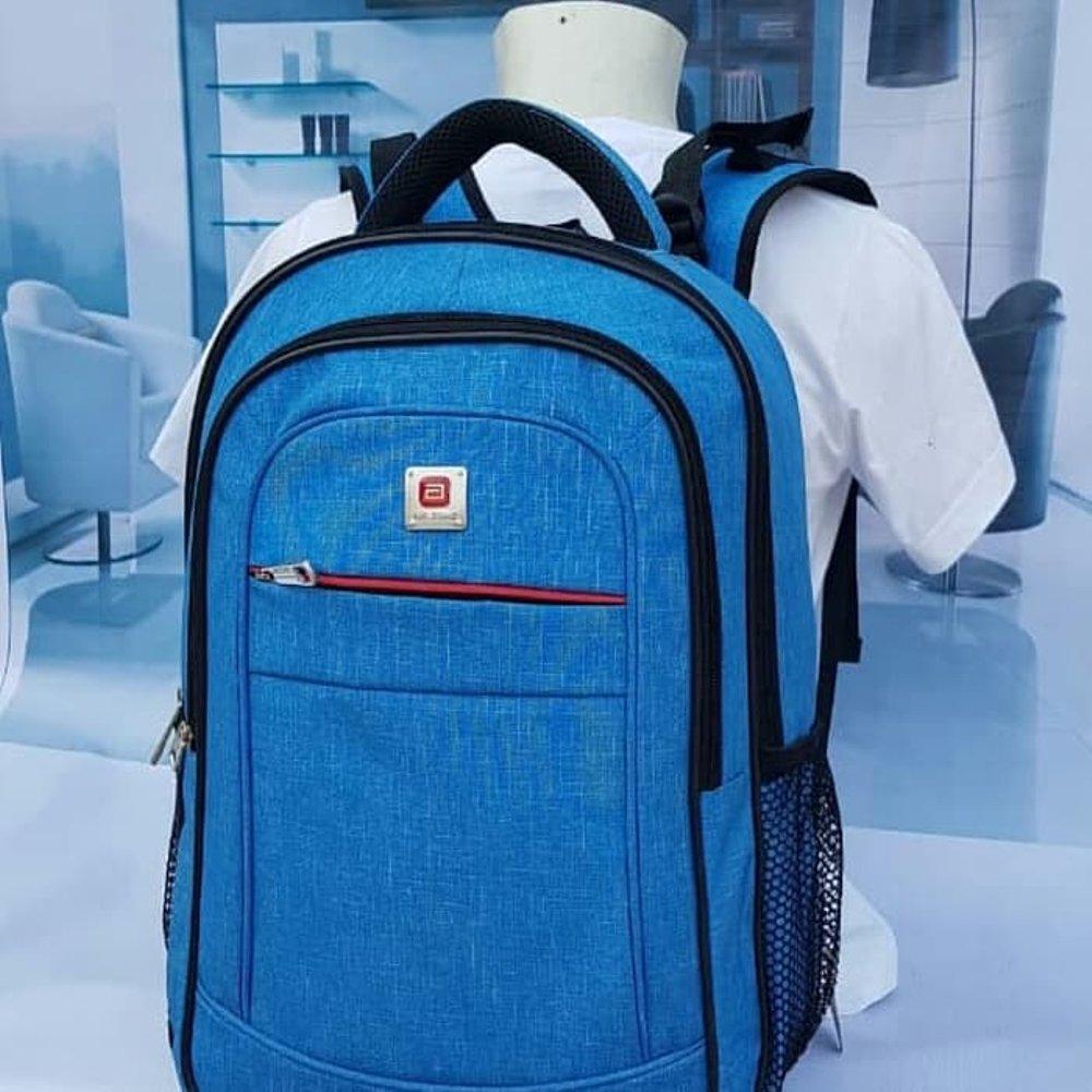 PENAWARAN Tas ransel tas pakaian travel laptop tas polo ori - Maroon efbccaa347
