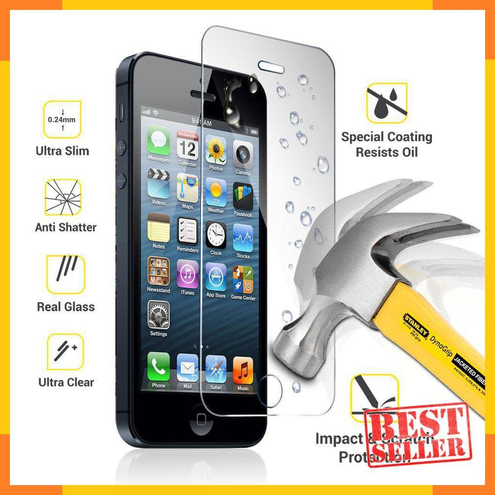 MURAH HOT Premium Tempered Glass Samsung Galaxy Note 3 N9000 N900 9H HP a22a9a9870