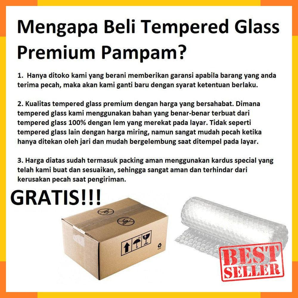 PENAWARAN NEW Premium Tempered Glass Samsung Galaxy Core 2 G355 G355H 9H HP b5133c2559