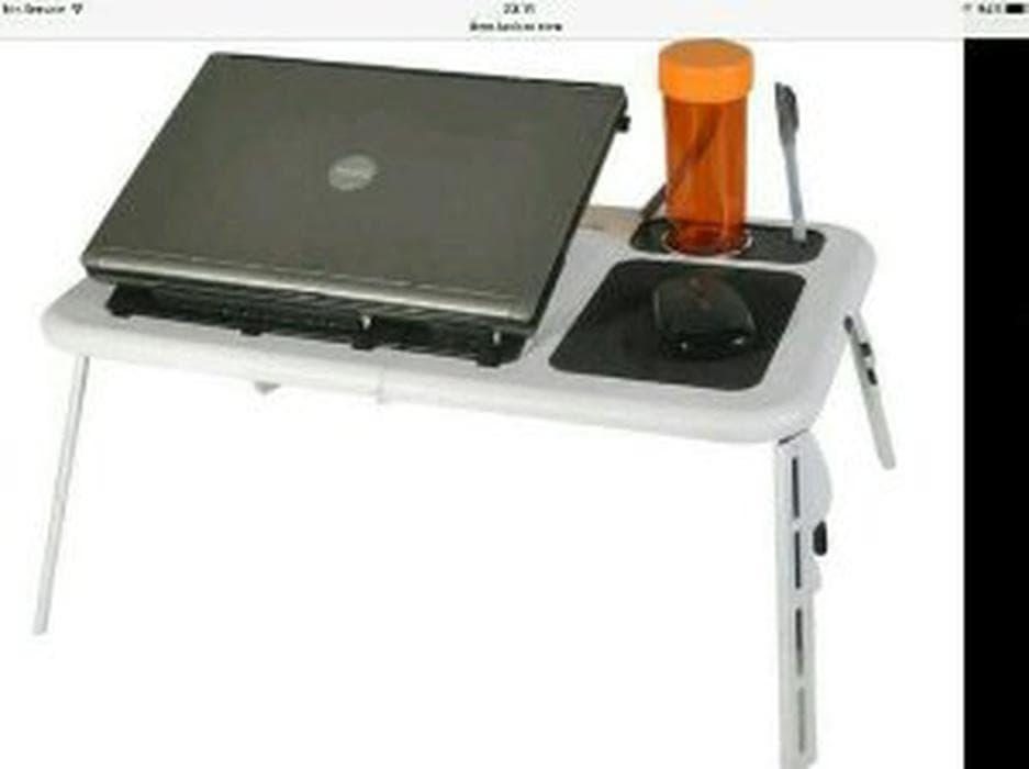 PENAWARAN Unik Promo Meja Laptop Praktis e-table Table Laptop Limited bb2bbd50fe
