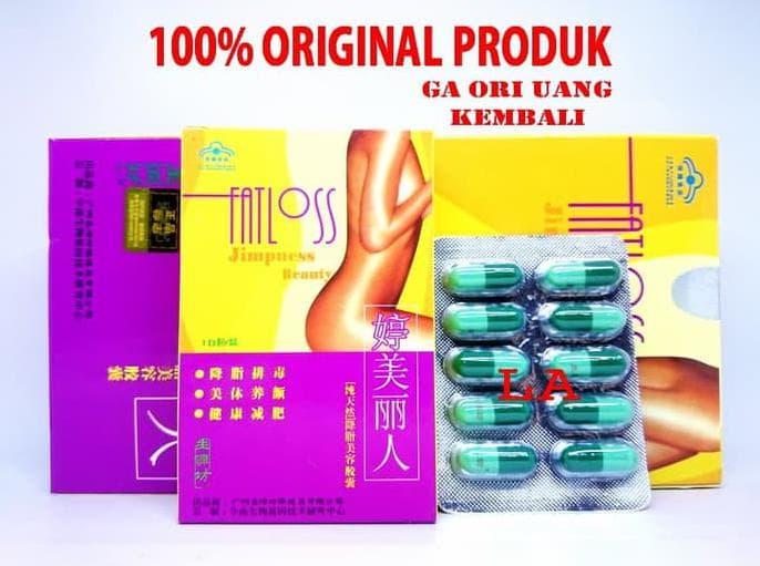 PENAWARAN Top Produk Original Fatloss - Obat Pelangsing Menurunkan Berat  Badan 4cfc06230a