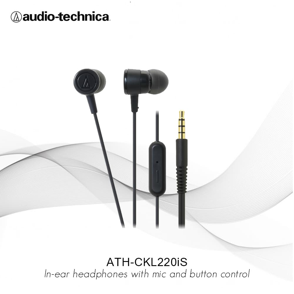 Image result for Audio technica ATH-CKL220iS