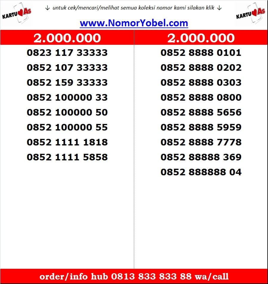 nomer / nomor cantik telkomsel. Source · 11411778_cdb6be21-96d4-43b0-ba14-