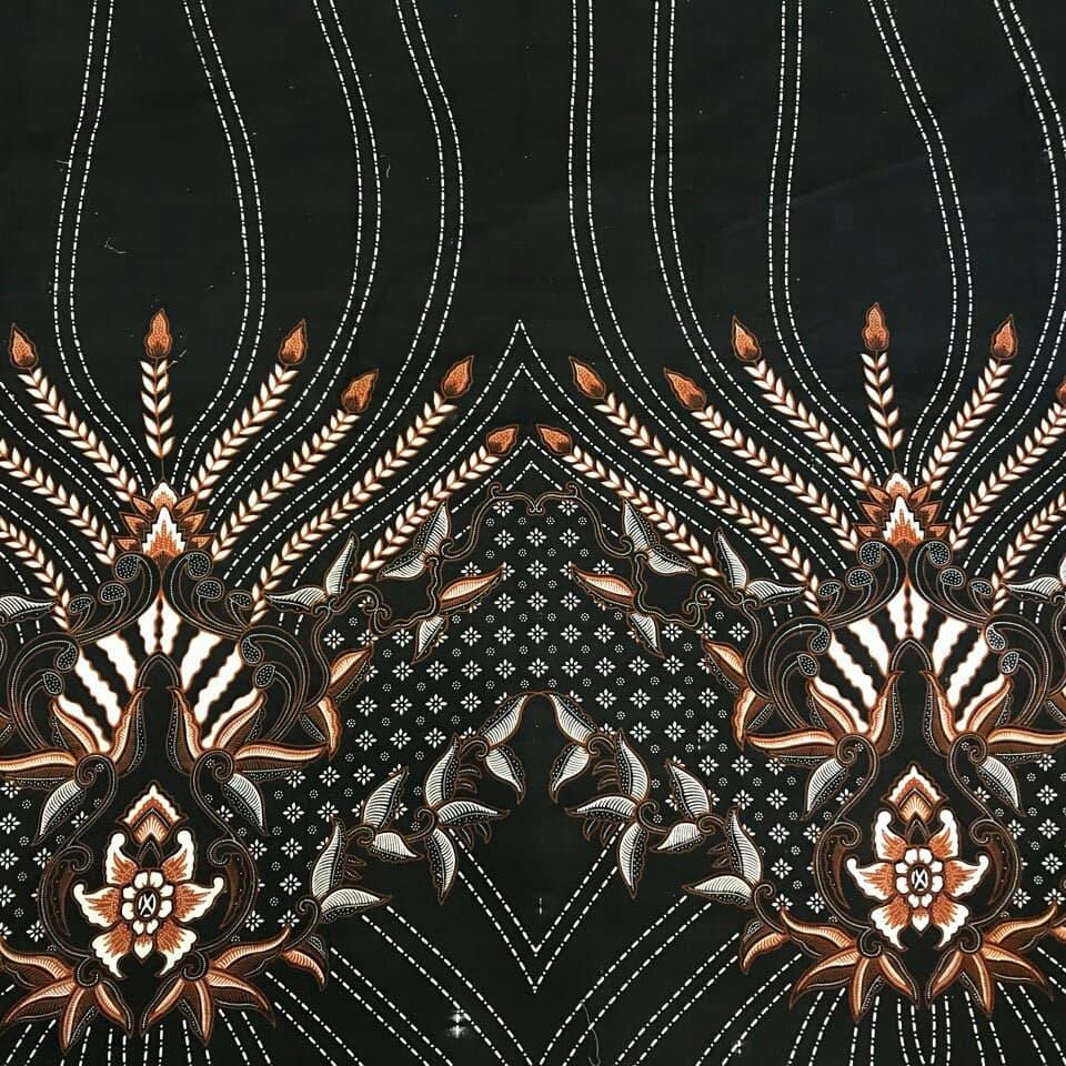 MURAH kain batik sogan kembang api2 termurah  amp  ORI garansi uang ... 5b0686b529