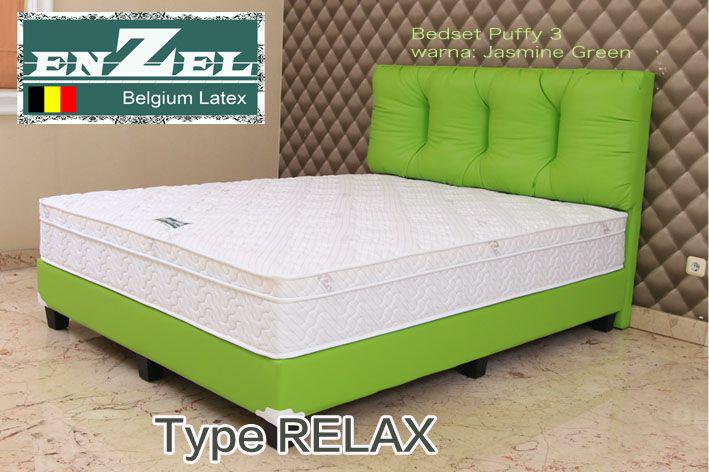 Kasur Spring Bed Latex Relax Ukuran 90x200
