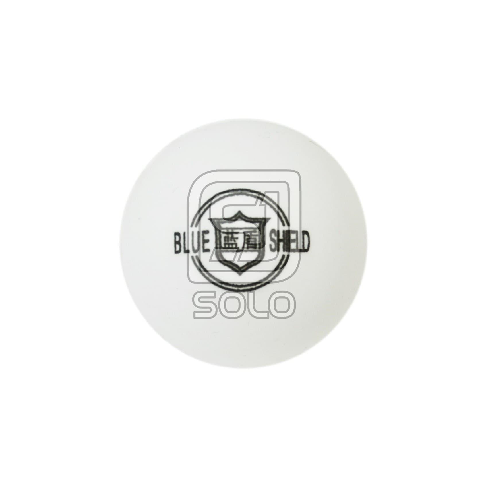 Jual Bola Ping Pong Shield 101 Tennis Tenis Meja Isi 6