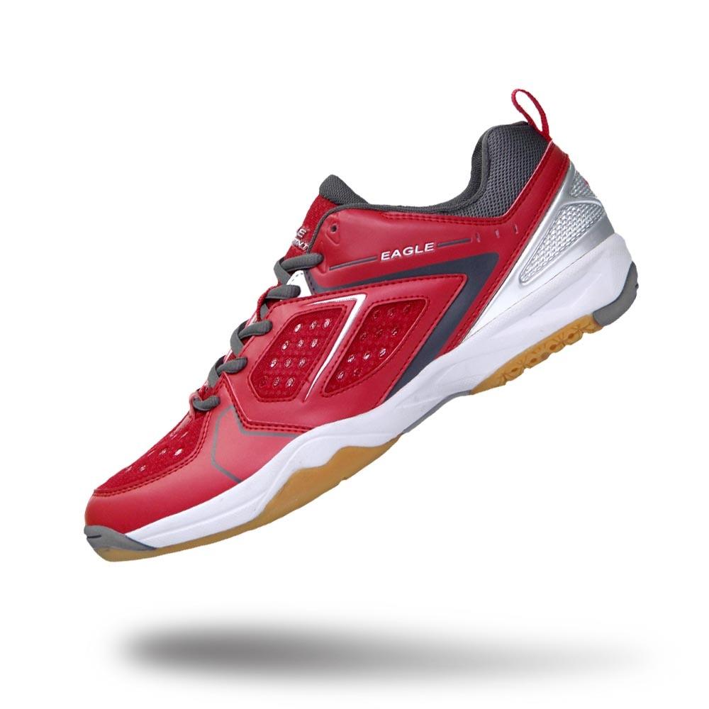 Jual Sepatu Badminton Eagle Stargate Lengkap Rs Jeffer Jf 797 Original  Berapa 2af78c4faf