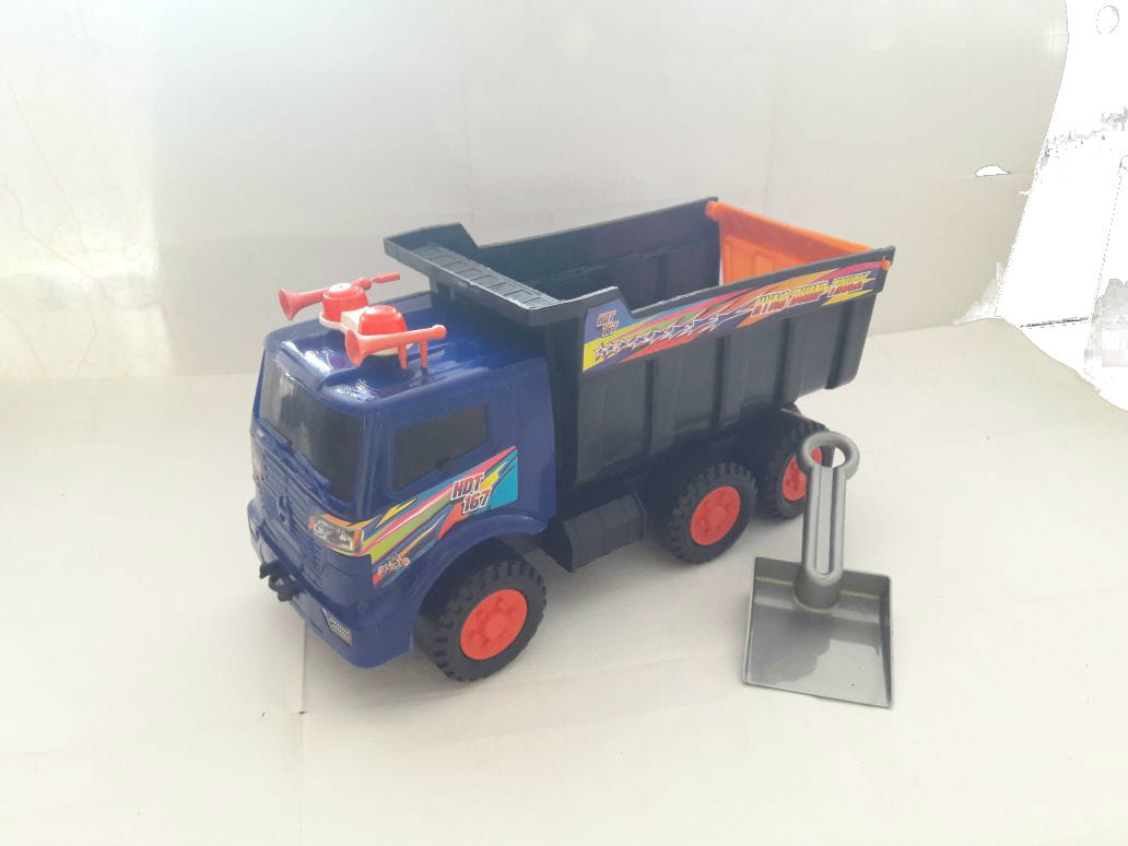 harga Mobil Hino Dump Truck (hdt 167) Mainan Anak - Multicolor Blanja.com
