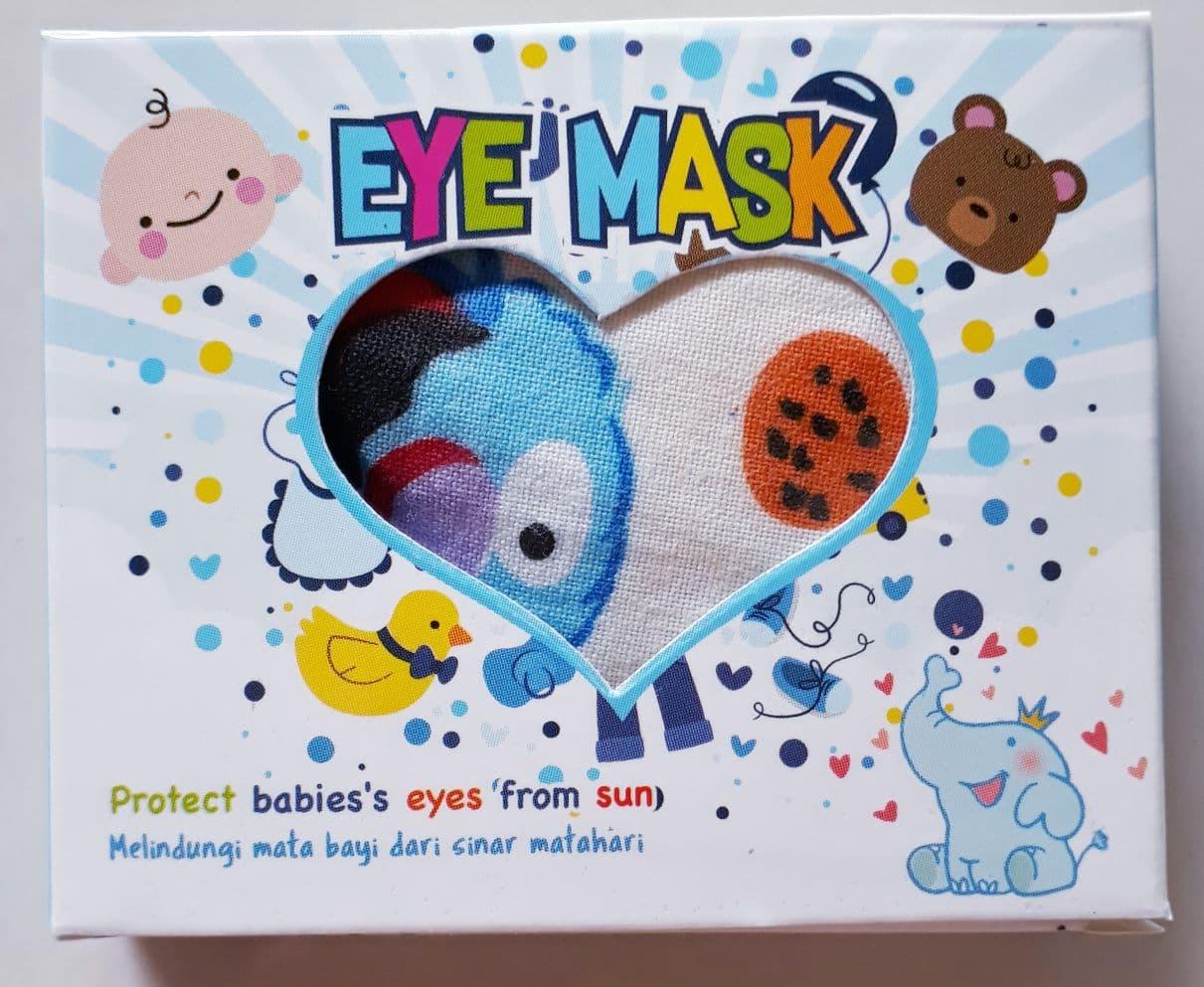 Tempat Jual Sunny Baby Eye Mask Kacamata Jemur Bayi Termurah 2018 Raket Anak Morris Yonex Atau Yonez Alvaro Eyesmask Penutup Mata