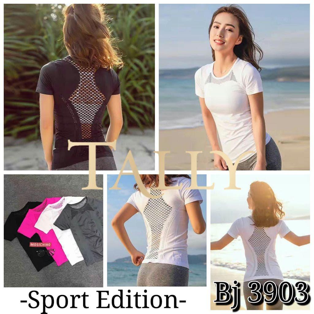 Fashion Archives Page 1891 Of 1991 Harga Murah Baju Koko Garsel Fny 003 Sport Kaos Olahraga Tally 3903 Wanita