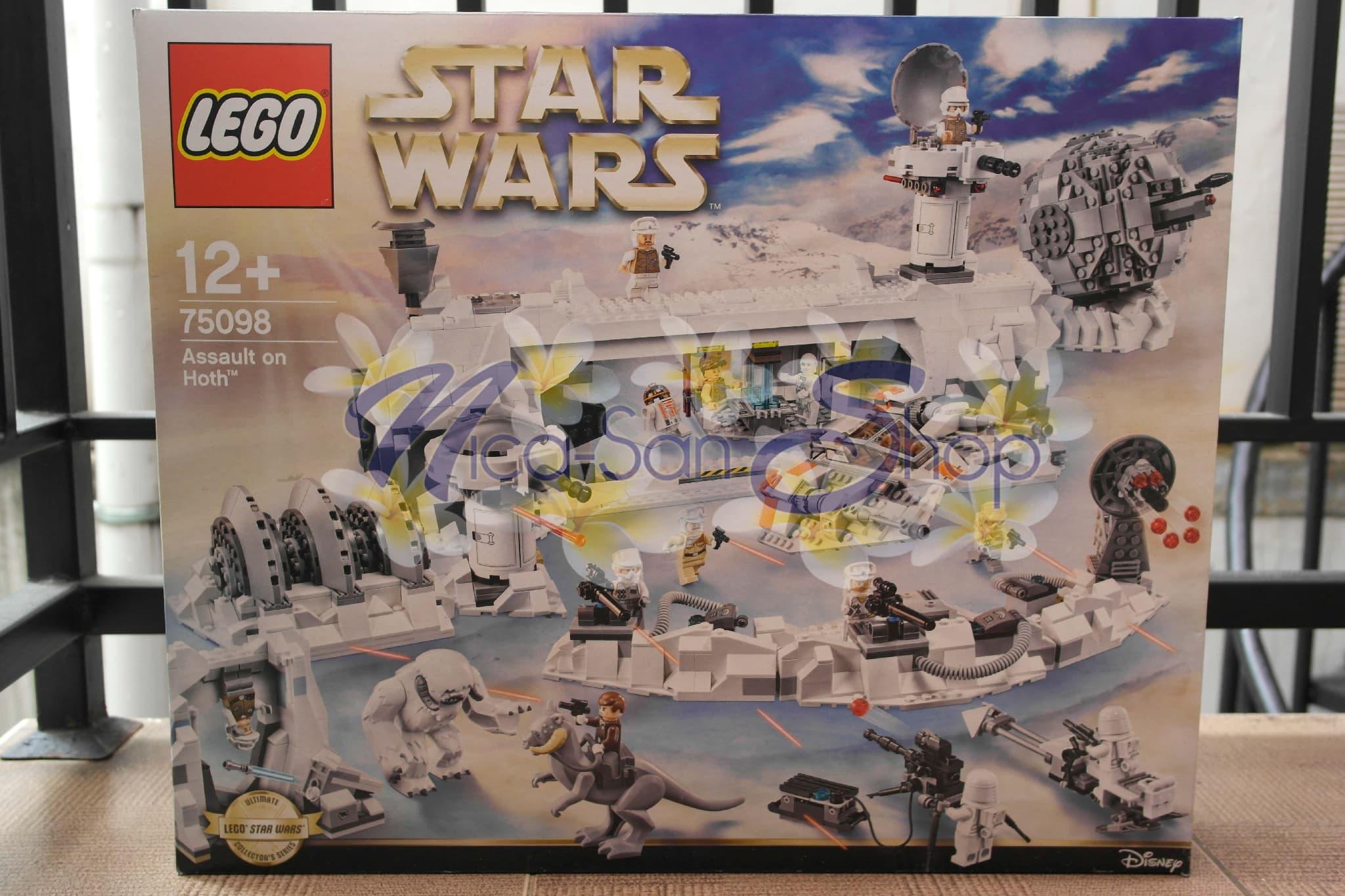 Jual Lego Star Wars Ucs 75098 Assault On Hoth Ultimate Collector Series Nicasan Shop Tokopedia