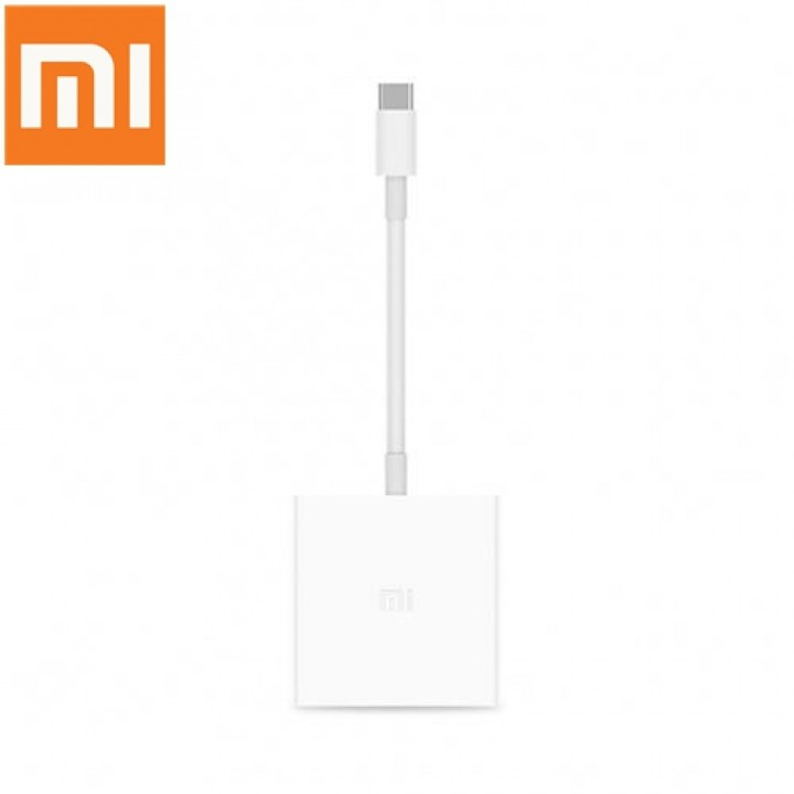 Original XIAOMI USB Type C to HDMI and USB Adapter Converter Cable