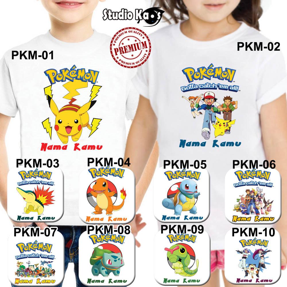 Jual Kaos Keluarga Tsum Baju Family 2 Dewasa Dan 1 Anak Singlet Tahun 6 Pcs