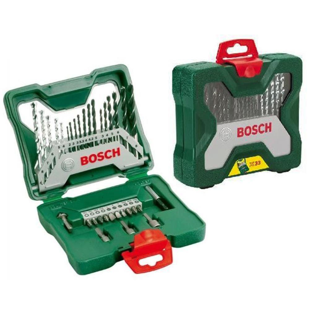 Jual Paket Gsb 16 Re Bor 16mm Bosch Xline 33 Pcs Mata Set Mesin Beton Klik Add Tokopedia