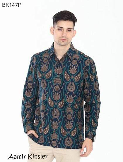Jual Baju Batik Solo Hem Batik Pria Solo Hem Batik Cowok Kombinasi Kota Tangerang Hanan Batik Olshop Tokopedia