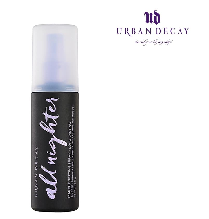 harga Urban Decay All Nighter Makeup Setting Spray Full Size Unboxed Blanja.com