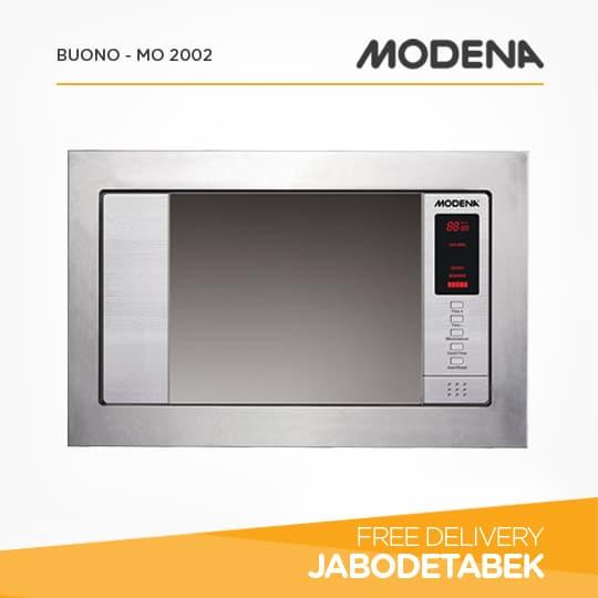 MODENA - Microwave Oven BUONO - MO 2002 (Silver)