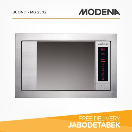 MODENA - Microwave Oven BUONO MG 2502 (Siver)