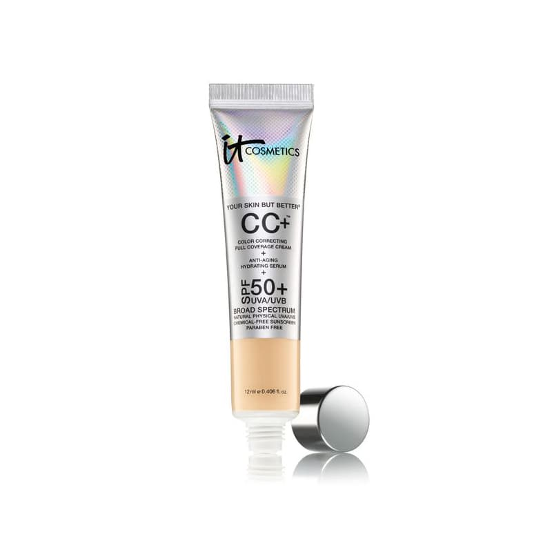 IT Cosmetics Your Skin But Better CC+ Cream with SPF 50+ 12 ml - ComplexionSetMe thumbnail
