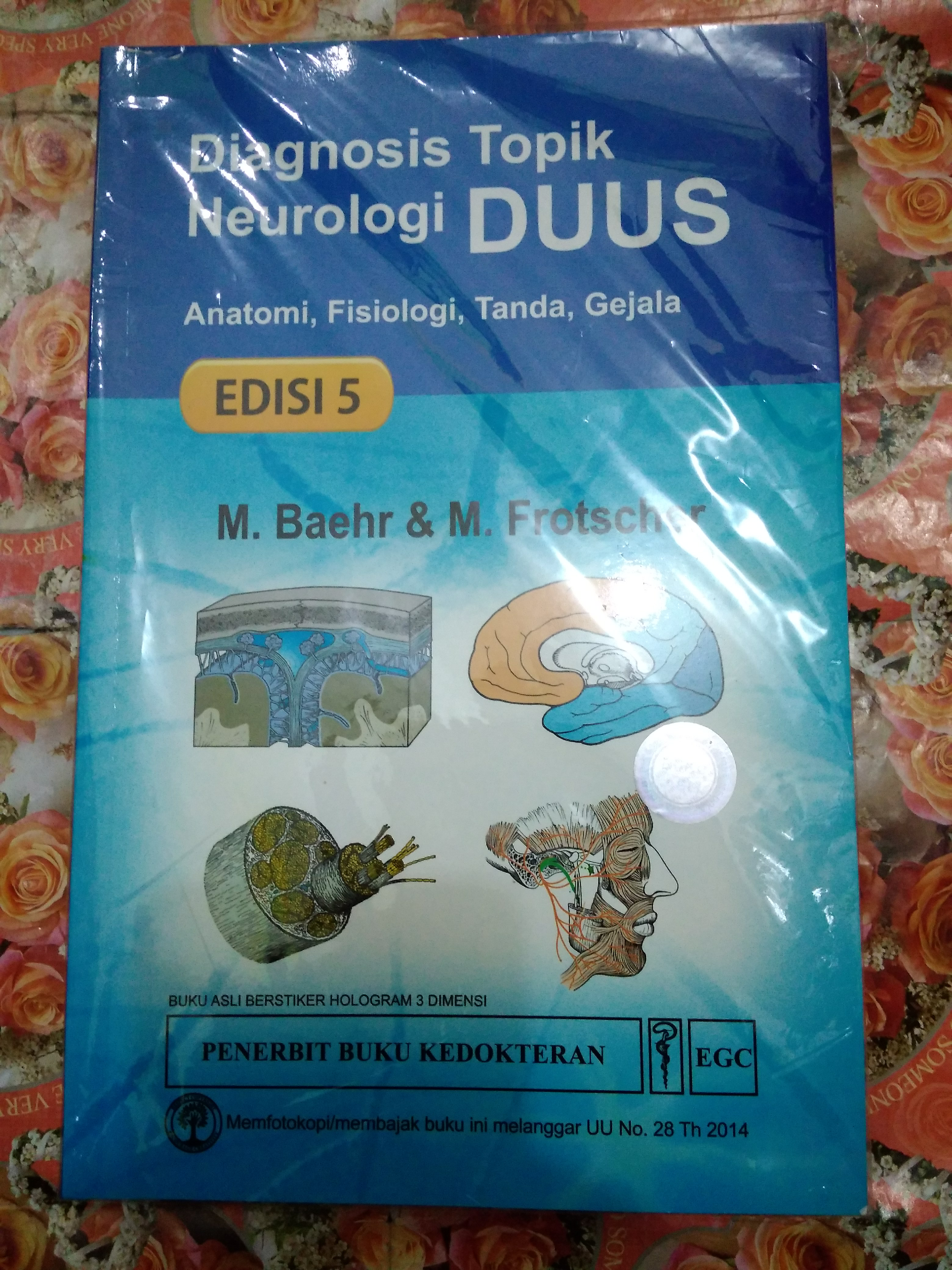Diagnosis Topik Neurologi DUUS ed 5