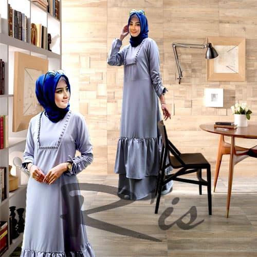 Dress Maxi Baju Gamis Wanita Dewasa Murah