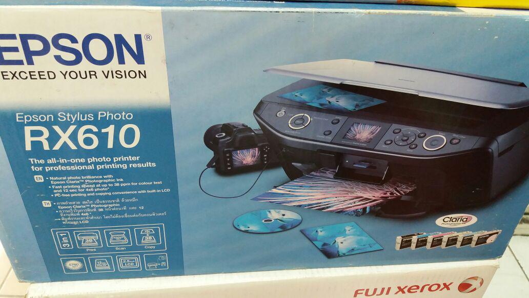EPSON RX610 PRINTER WINDOWS 8 DRIVER