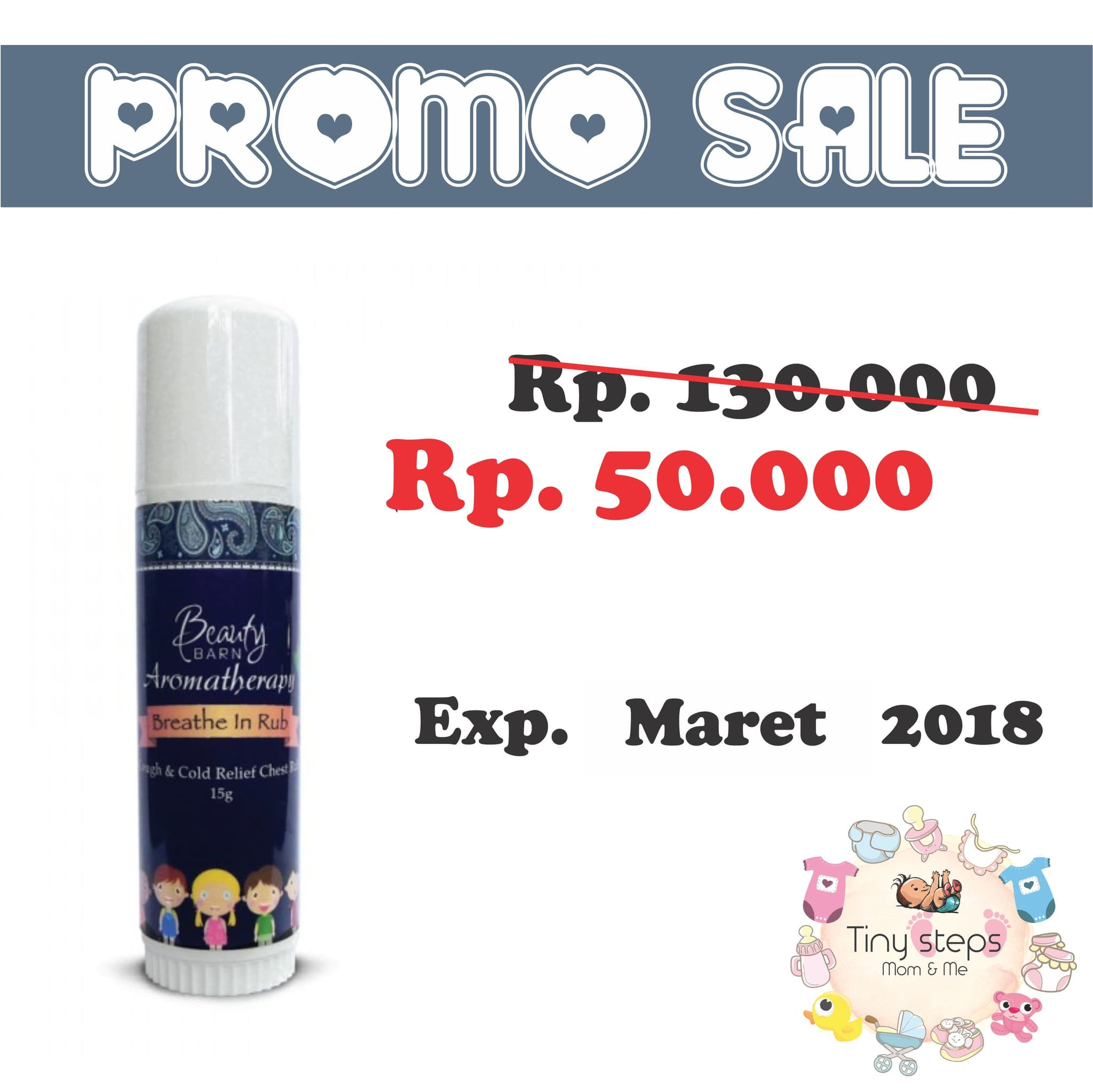 Beauty Barn Aromatheraphy Breathe In Rub Daftar Harga Terlengkap Aromatherapy Feeve 30ml Jual Sale Cough Cold Relief Chest Tiny Steps