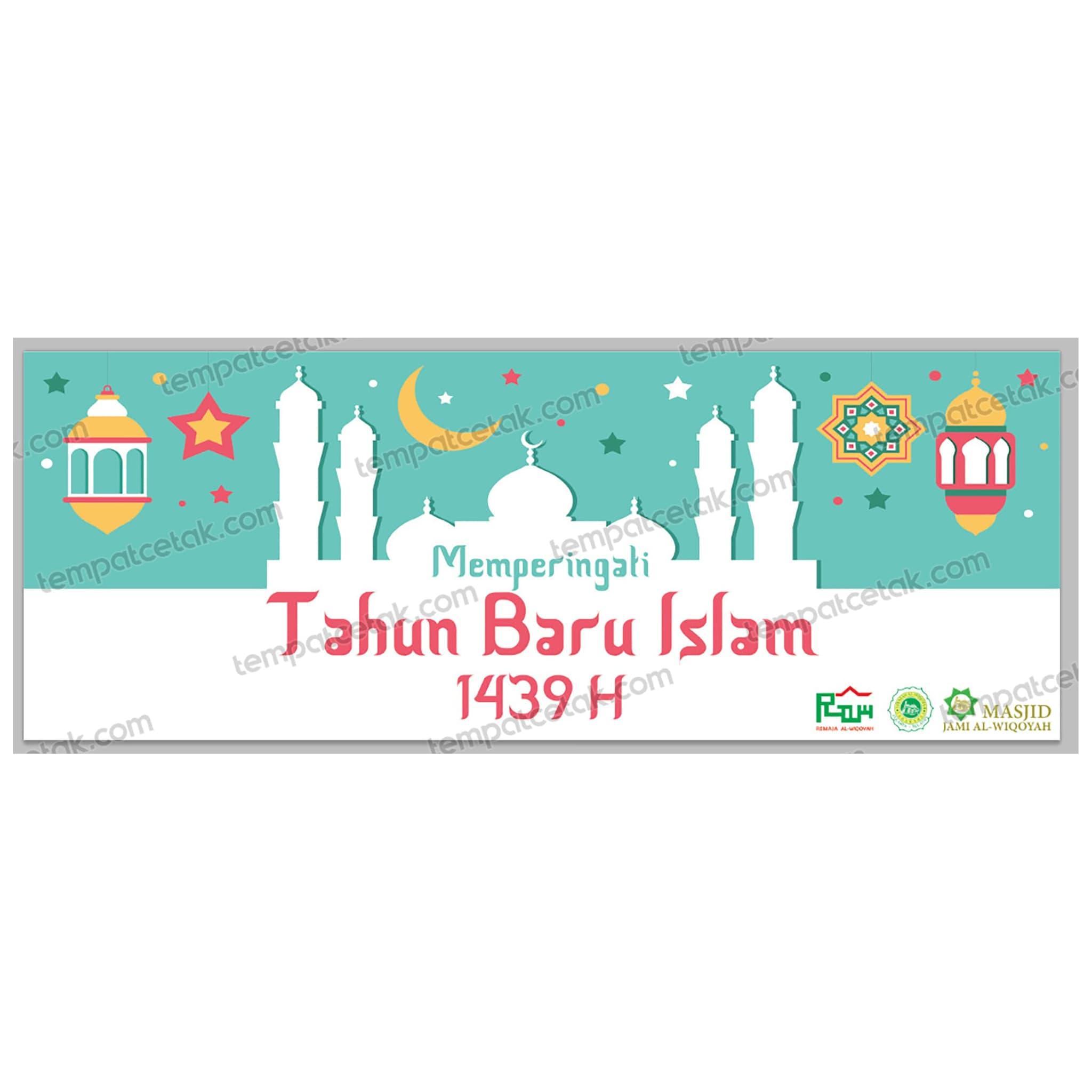 Download 52+ Background Banner Tahun Baru Islam Gratis Terbaru