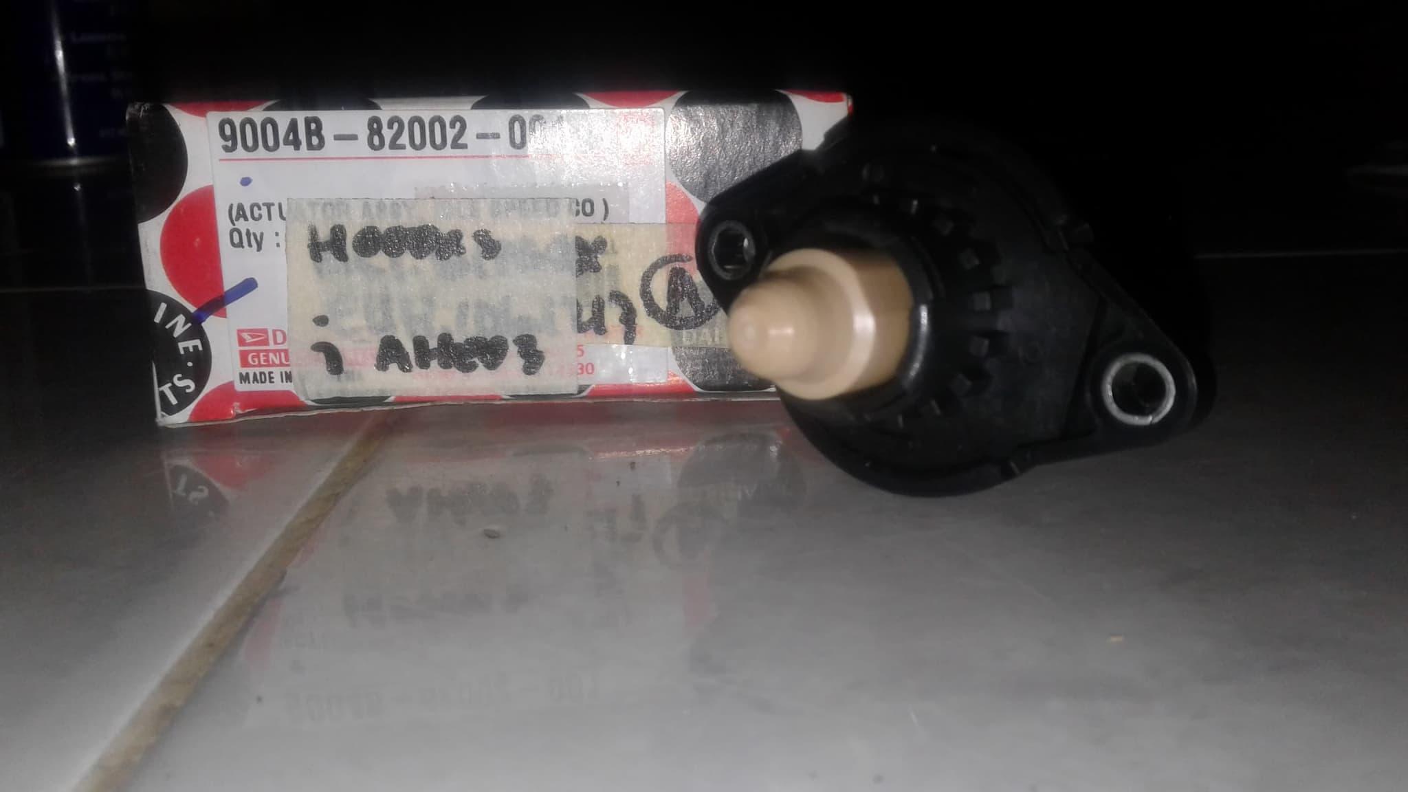 Jual Isc Actuator Grandmax Ayla Agya Ori Rizkys Motor Tokopedia Idle Speed Control Luxio
