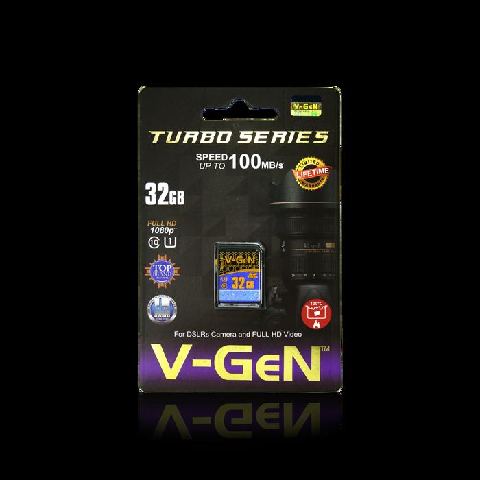 SDHC VGEN C10 32GB