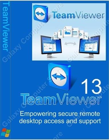 Jual TeamViewer 13 Corporate For Windows - Kota Malang - Galaxy