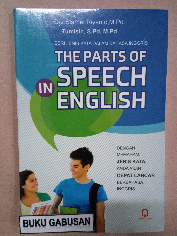 Jenis Jenis Kata Dalam Bahasa Inggris