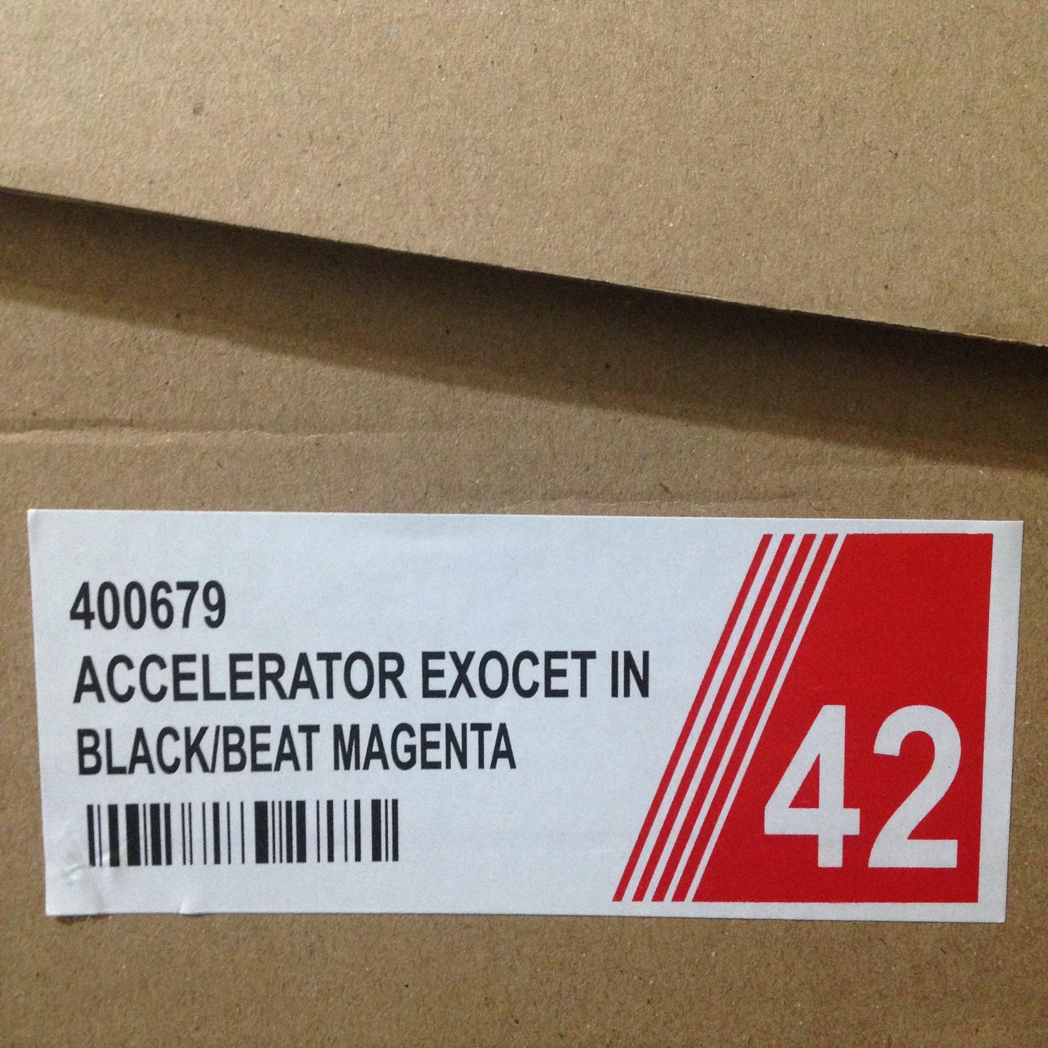 ... Sepatu Futsal Specs Accelerator Exocet In Black 400679 Original Bnib -  Blanja.com 19ce25a693cce