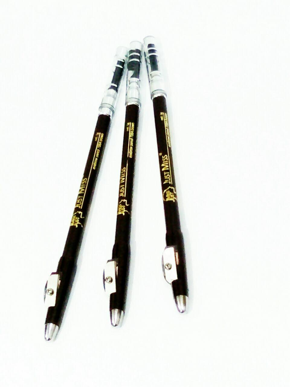 Jual Pensil Alis Just Miss Pencil Serutan Sikat E1no5 Tokopedia