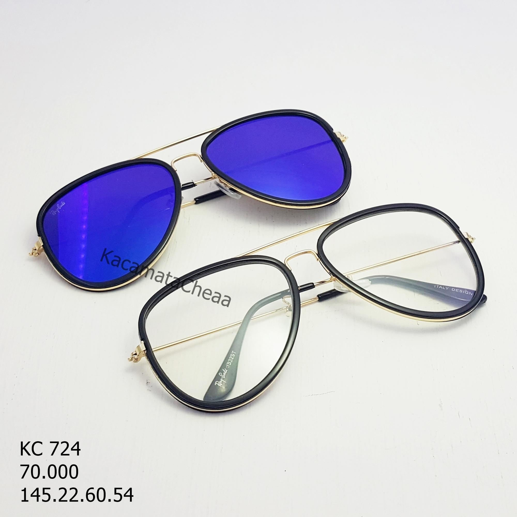 Jual kacamata aviator kaca mata pria cowok sunglass frame kacamata ... 6bc4b119d4